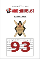 Wine Enthusiast — 93