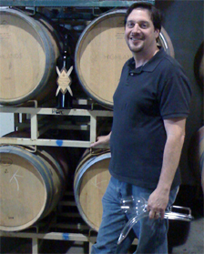 Winemaker Bradley Smith