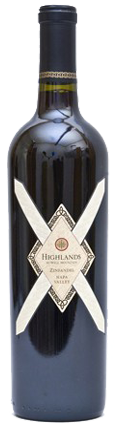 2007 Highlands Zinfandel Napa Valley